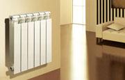 Die-casting aluminium radiators