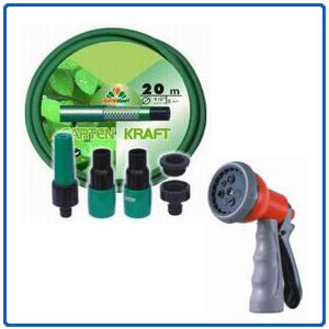 Garden hoses & accessories